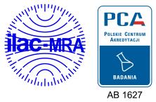Akredytacja PCA Nr AB 1627